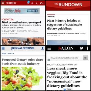 Headlines Collage